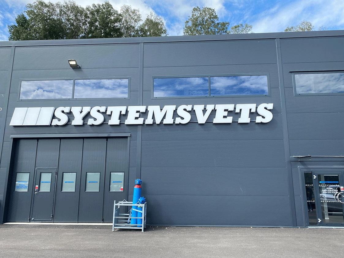 Systemsvets mobil verkstad
